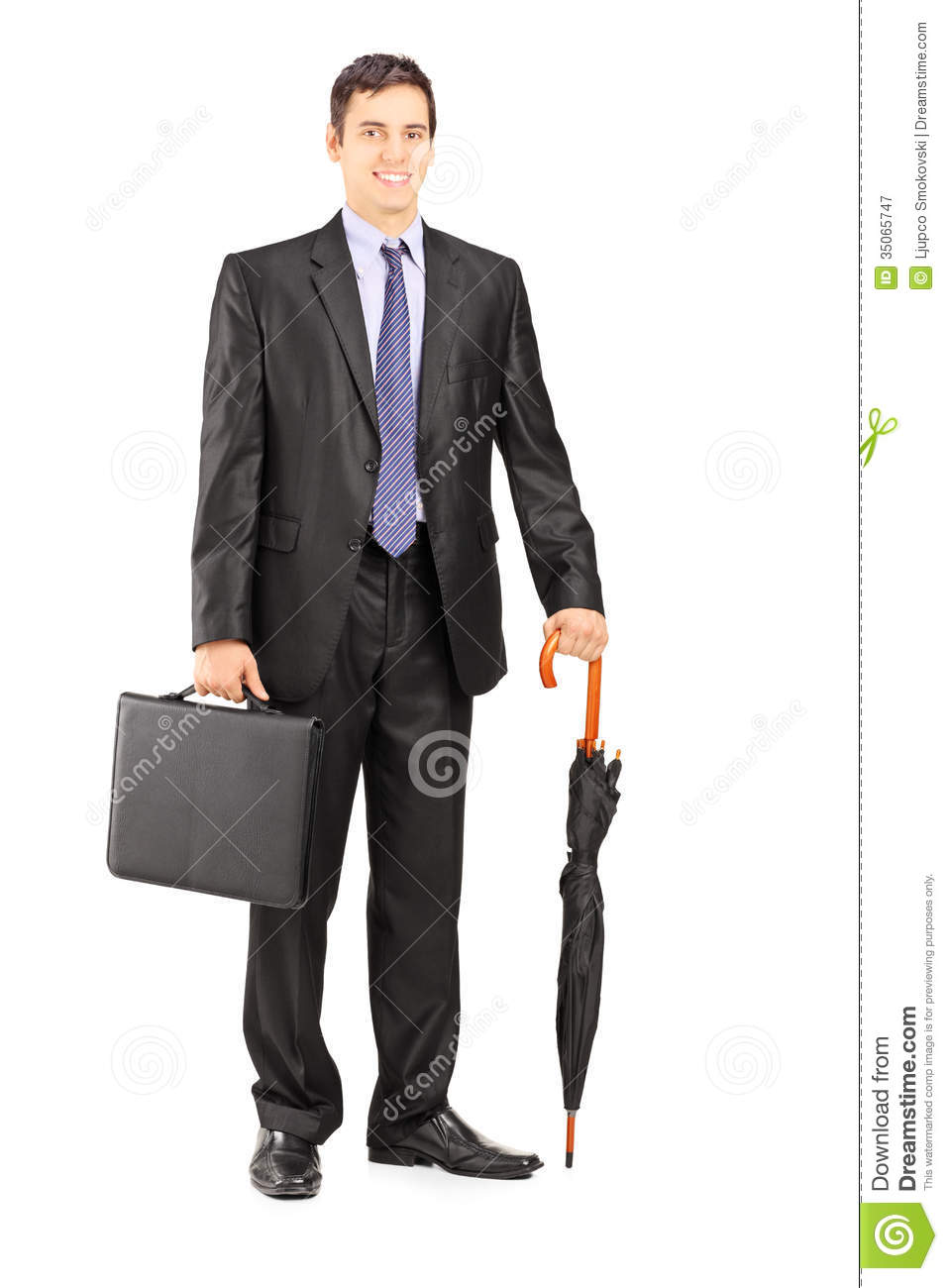 casual business man photo - 1
