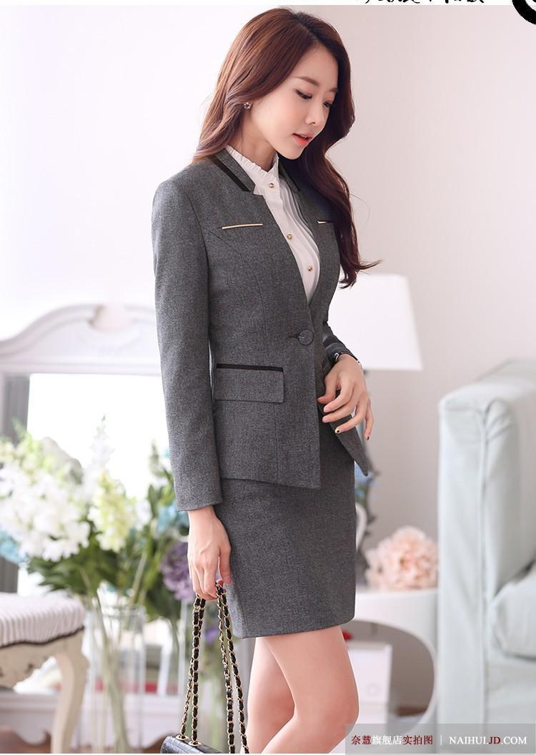 casual business suit photo - 1