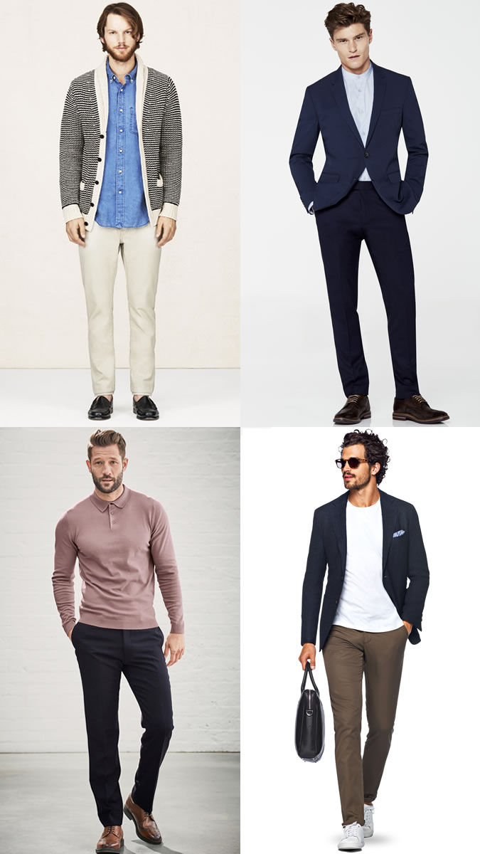 casual cocktail dress code male photo - 1