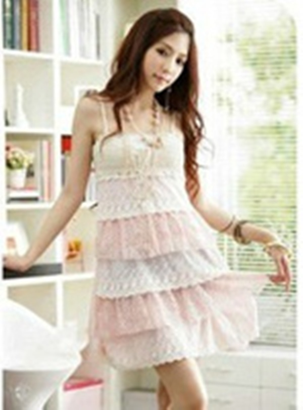 casual dress clothing photo - 1