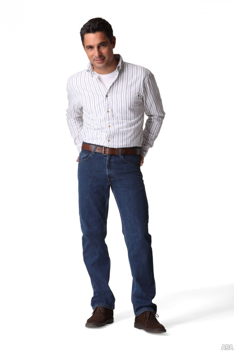 casual dress code male photo - 1