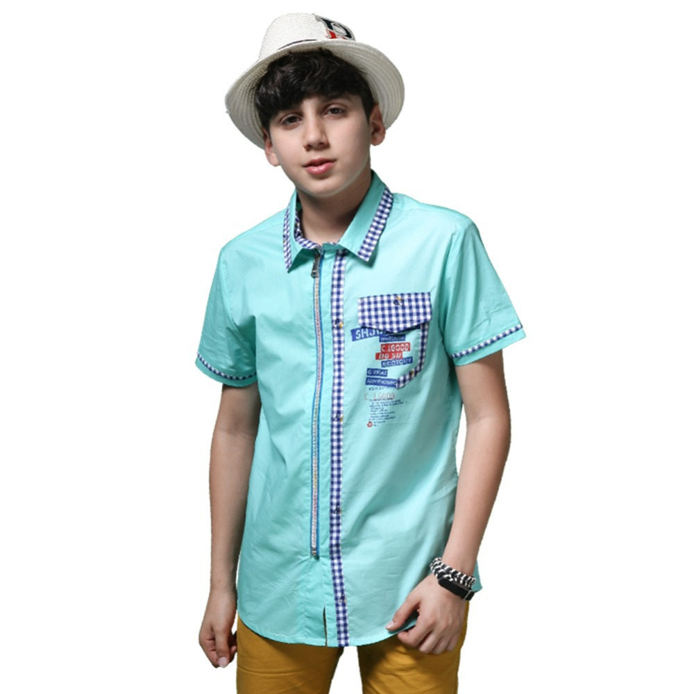 casual dress for boy photo - 1