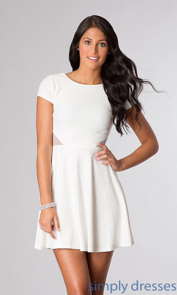 casual dress for teenage girls photo - 1