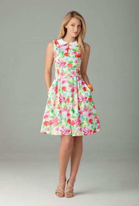casual dress patterns photo - 1