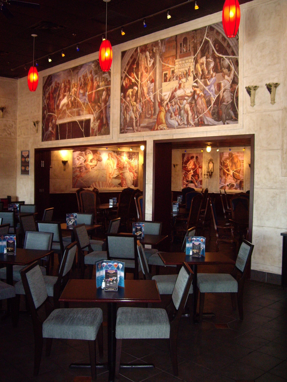 casual dress restaurant photo - 1