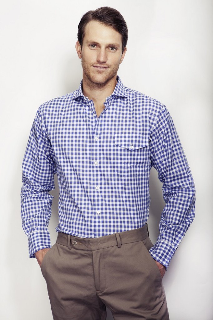 casual dress shirts for guys photo - 1