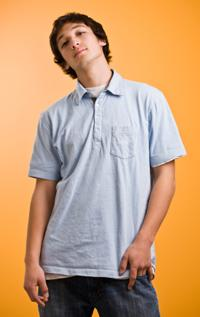casual dress shirts untucked photo - 1