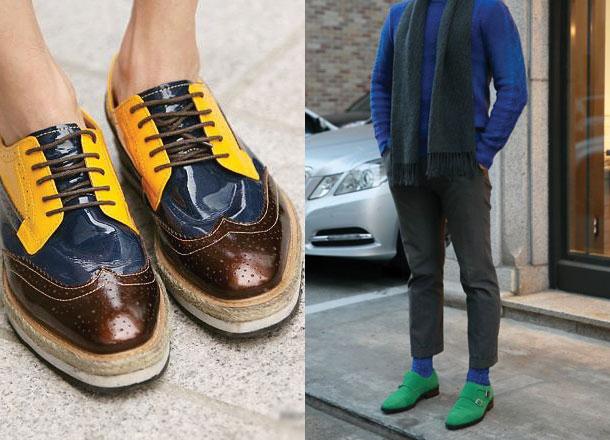 casual dress shoe photo - 1