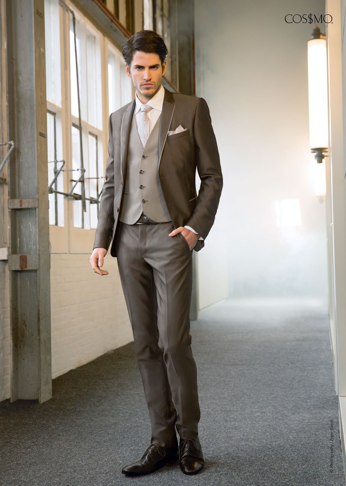 casual dress suit photo - 1