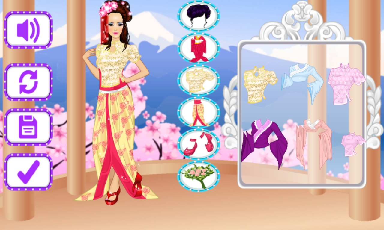 casual dress up games photo - 1