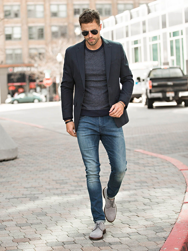 casual dress wear for men photo - 1