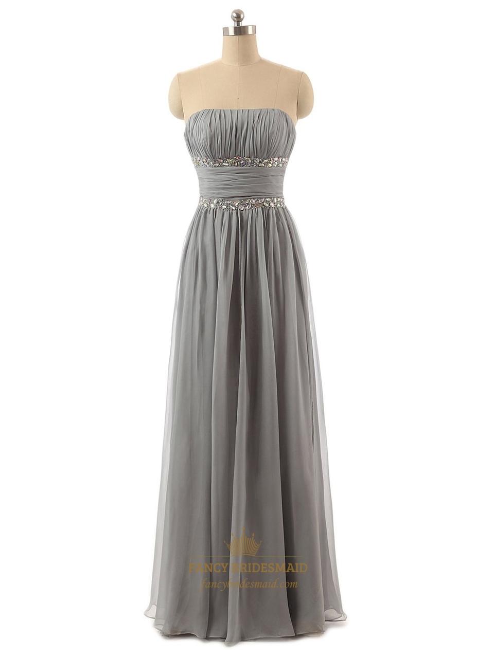 casual gray dress photo - 1