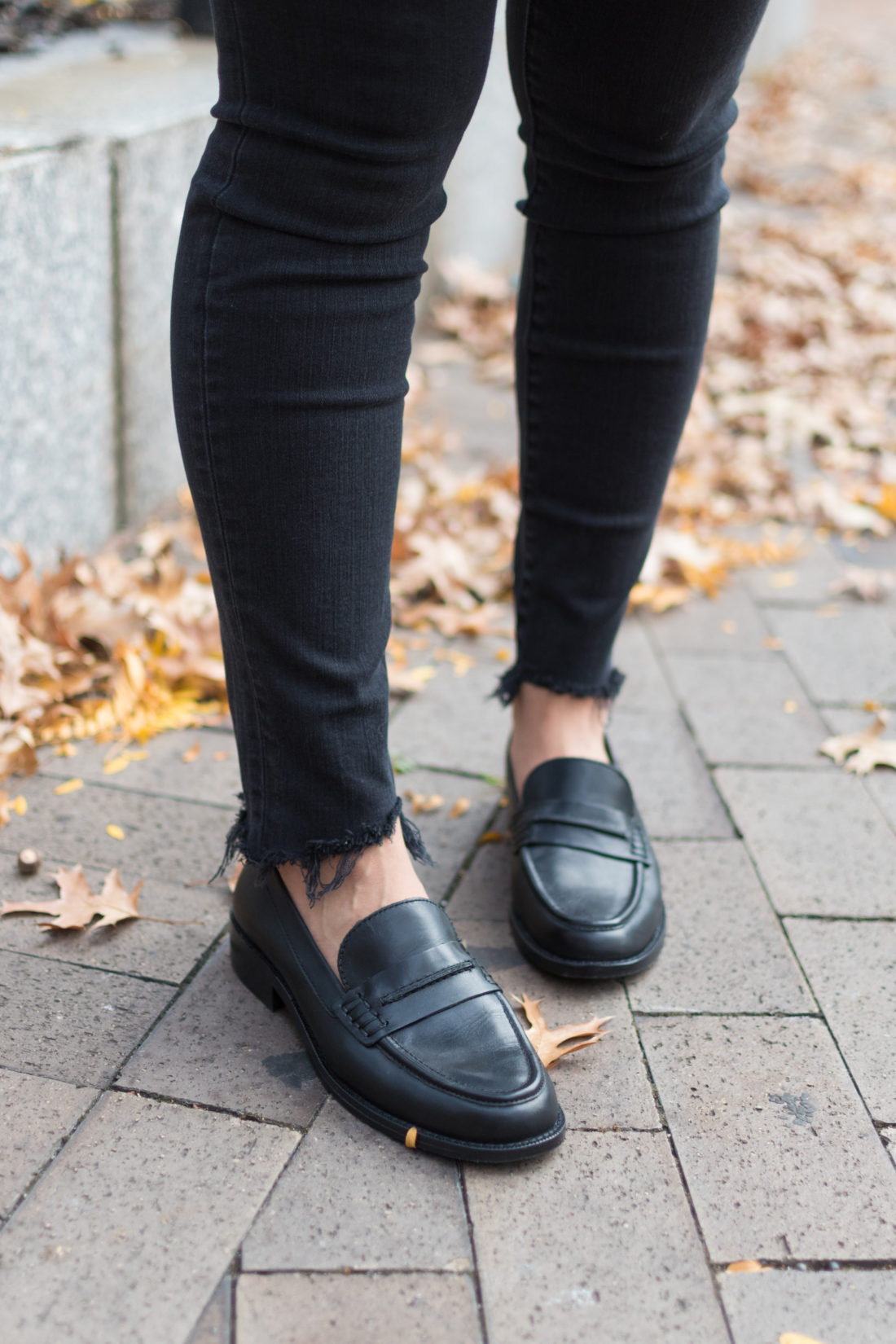casual leather dress shoes photo - 1