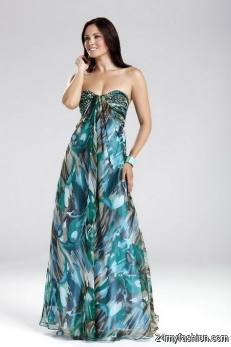 casual mother of the bride dress for beach wedding photo - 1