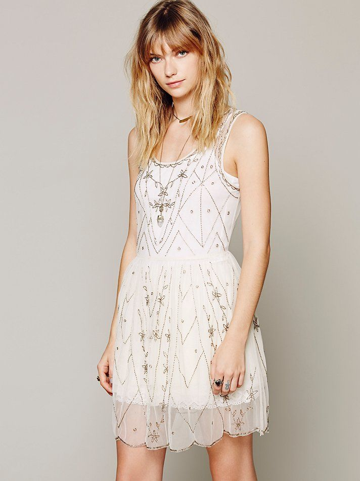 casual slip dress photo - 1