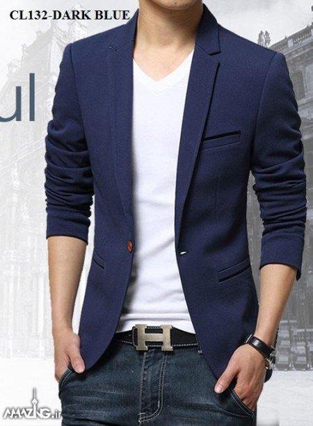 casual smart jacket photo - 1