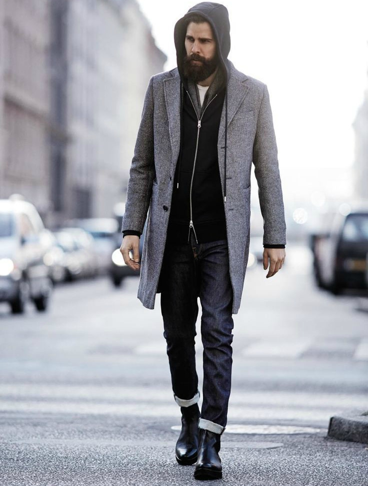 chelsea style boots mens photo - 1