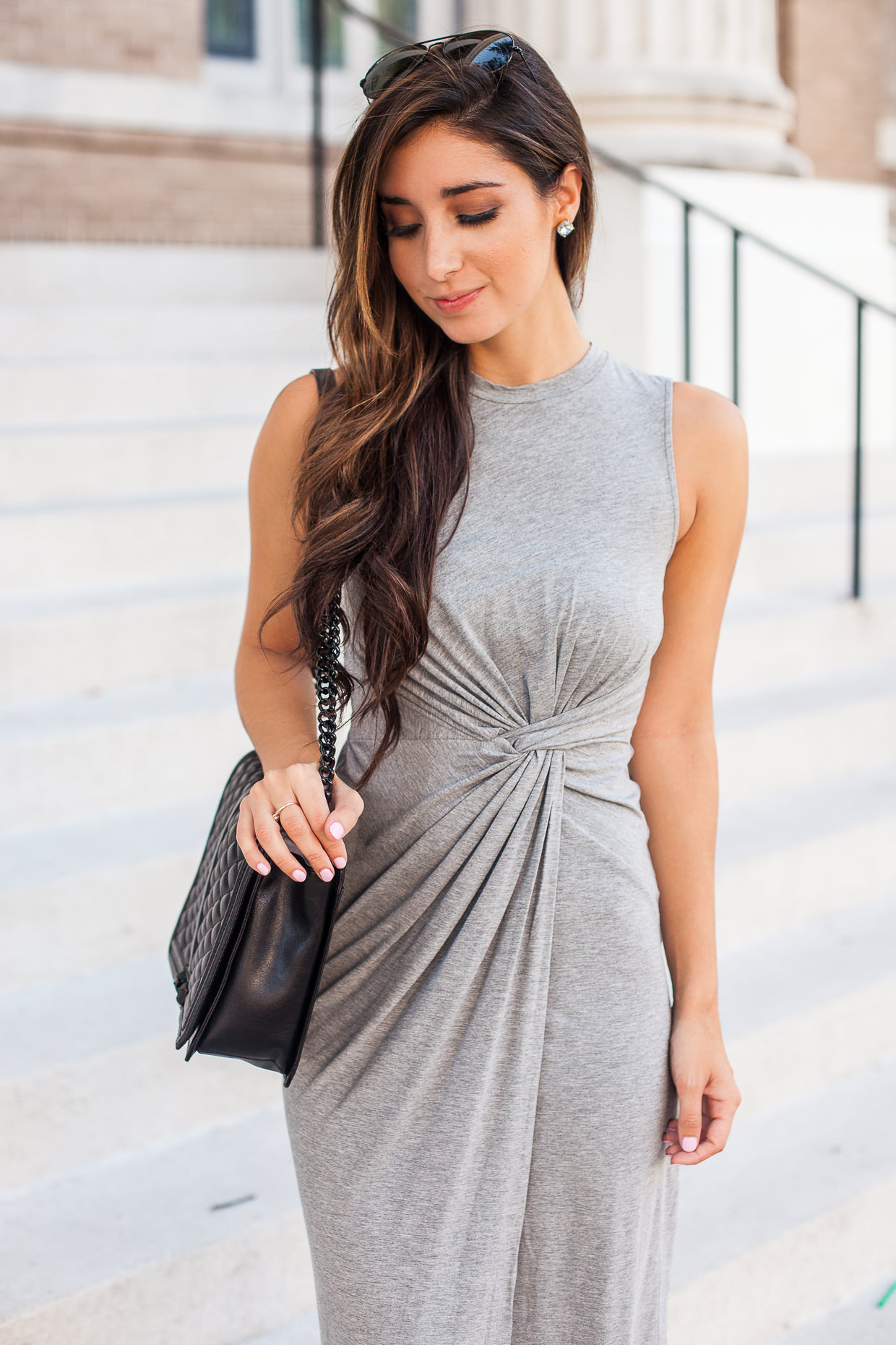 chic casual dress photo - 1