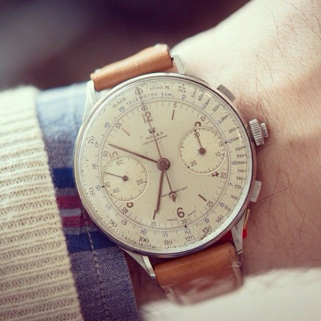 classic style mens watches photo - 1