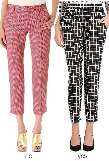 colored pants business casual photo - 1