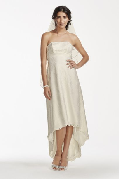 country casual wedding dress photo - 1