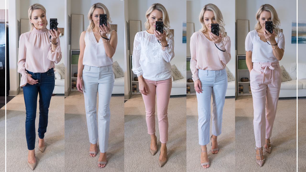 cute business casual outfits photo - 1