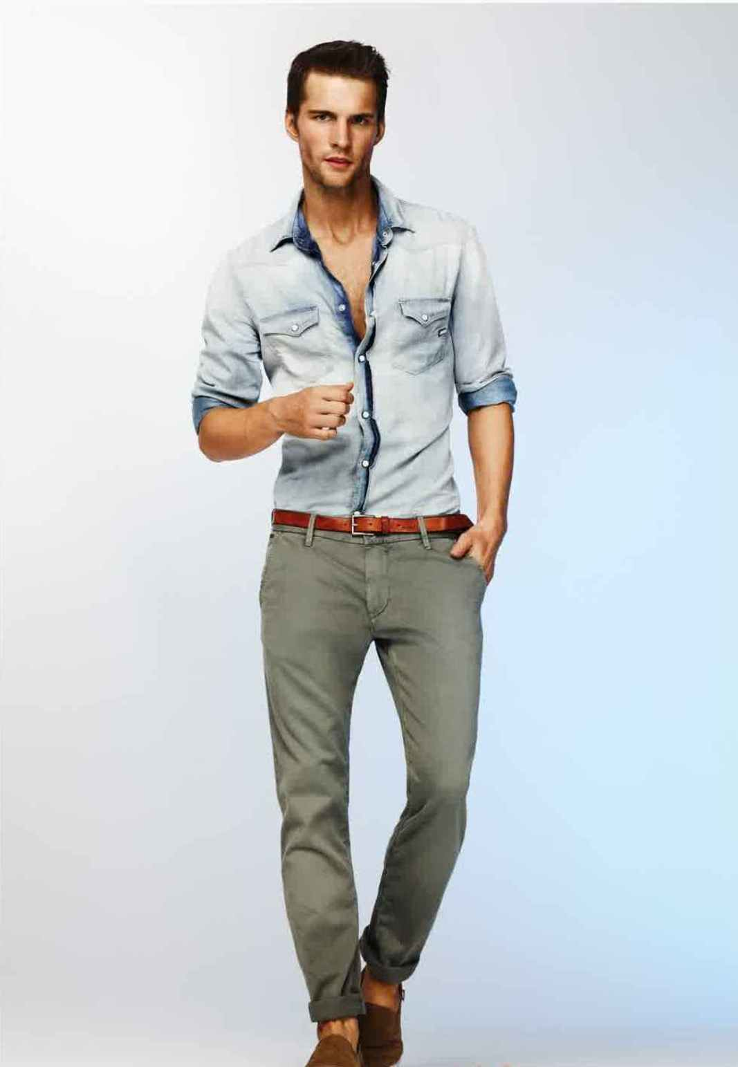 dressy casual for guys photo - 1