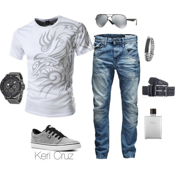 dressy casual mens clothes photo - 1