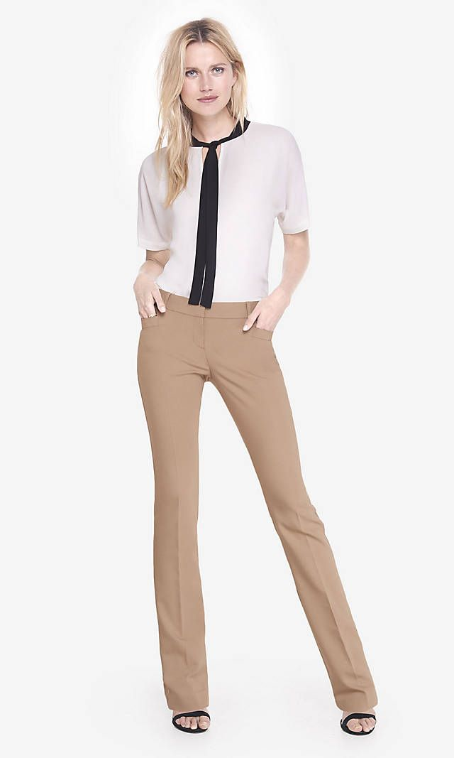 examples of womens business casual attire photo - 1