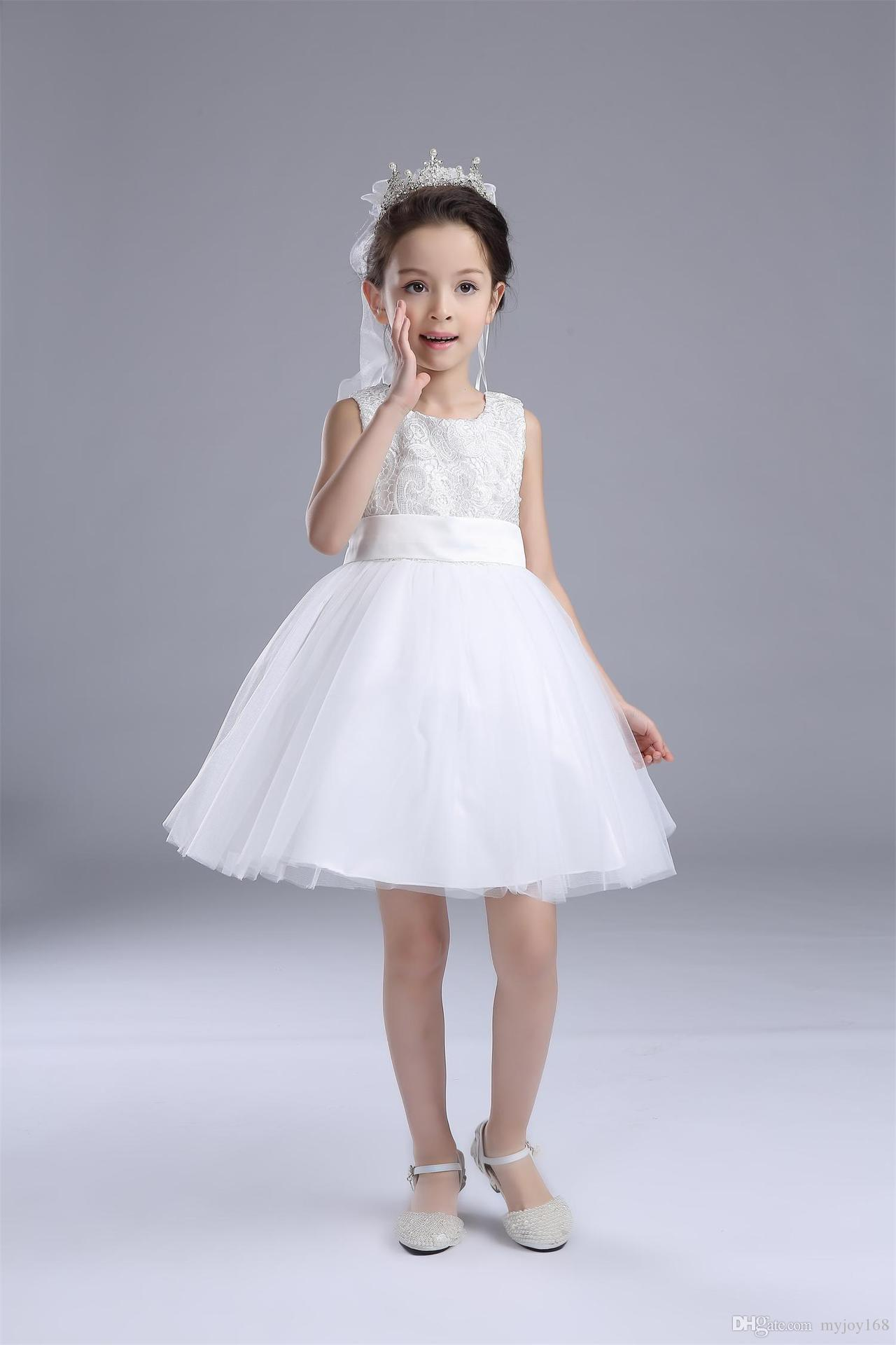 flower girl dresses macys photo - 1
