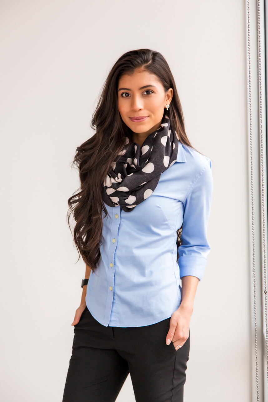 girls business casual photo - 1