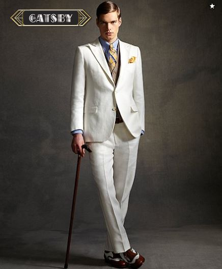 great gatsby style mens clothing photo - 1
