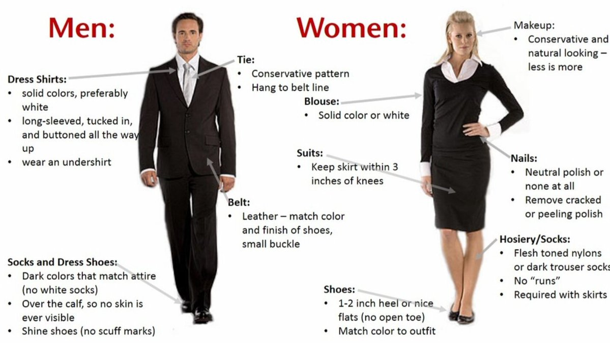 how to dress for a casual job interview photo - 1