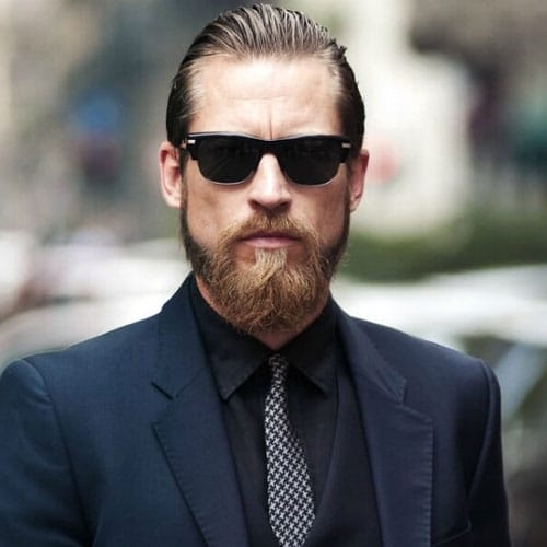 how to style long mens hair photo - 1