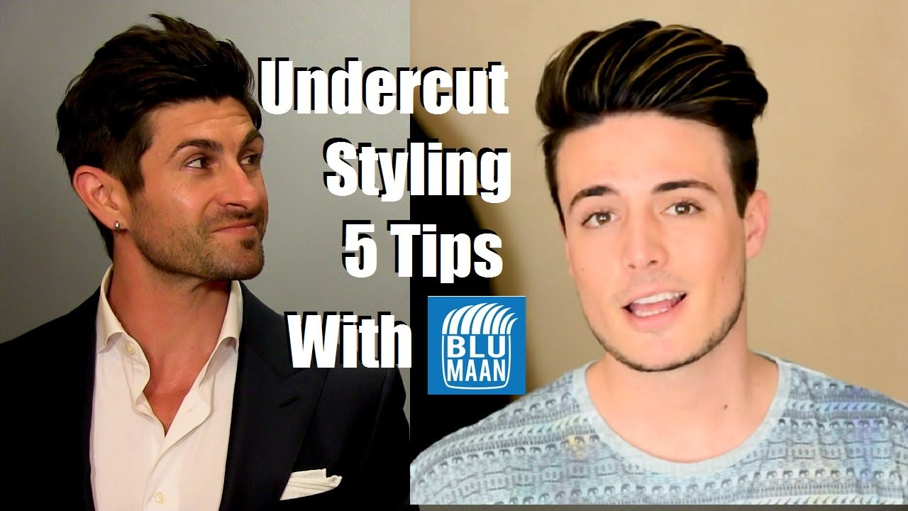 how to style mens medium hair photo - 1