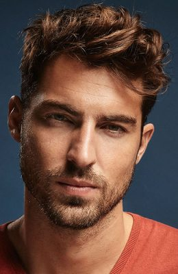 in style mens haircuts photo - 1