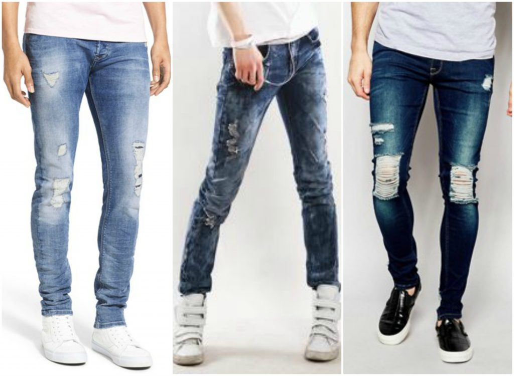 in style mens jeans photo - 1