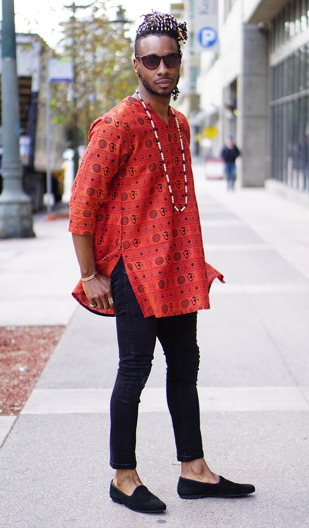 indian style mens shirts photo - 1