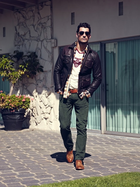 jeans jacket mens style photo - 1