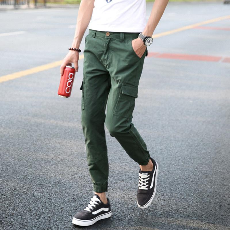 jogger pants mens style photo - 1