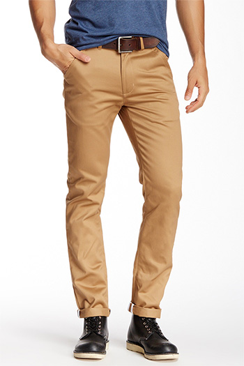 khaki pants mens style photo - 1