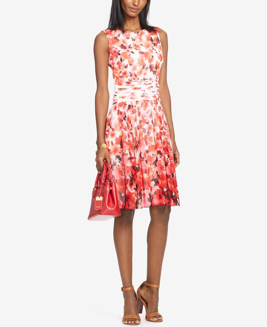 lauren ralph lauren dresses macys photo - 1