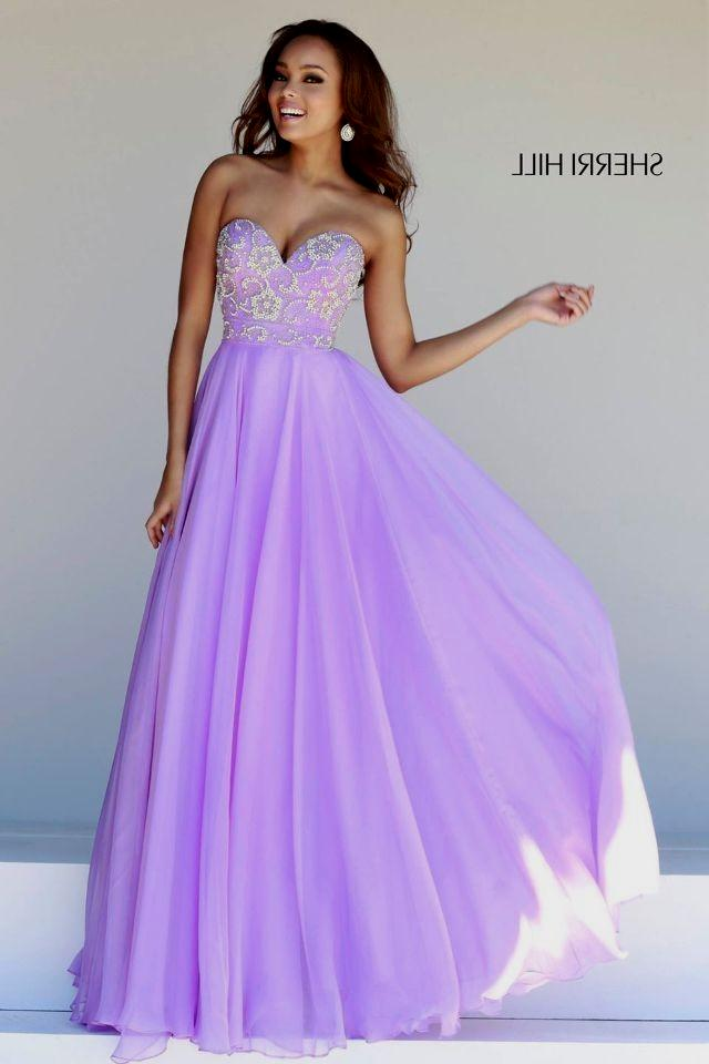 lilac casual dress photo - 1