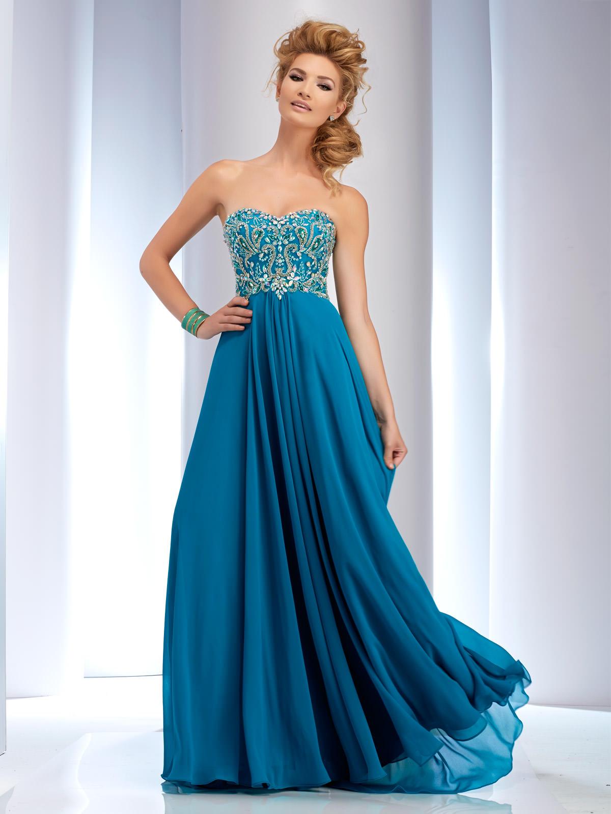 macys gala dresses photo - 1