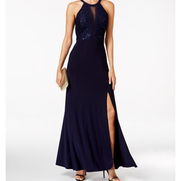 macys long dresses photo - 1