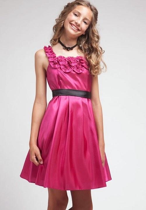 macys long dresses juniors photo - 1