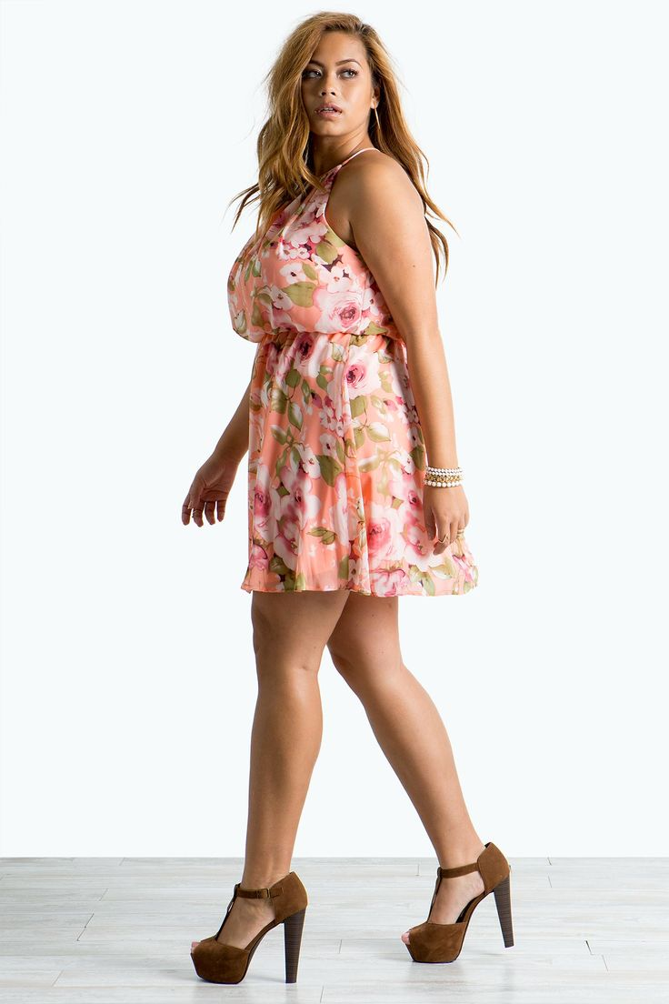 Cute Dresses For Plus Size