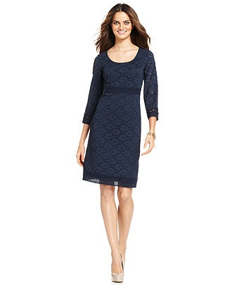 macys sheath dresses photo - 1