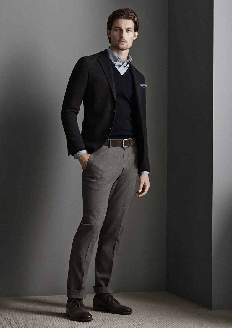 male business casual photo - 1