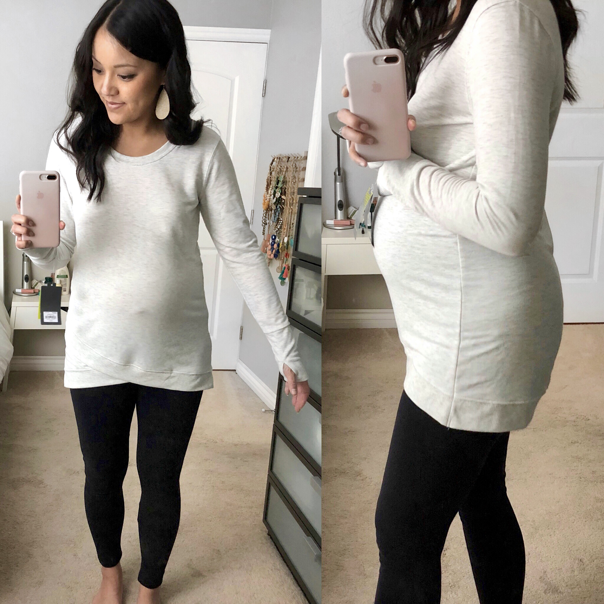 maternity business casual photo - 1